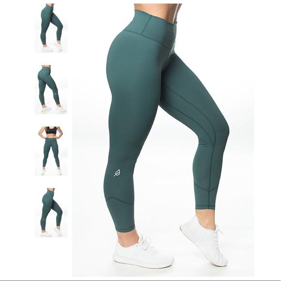P Tula Pants Jumpsuits Ptula Alainah Allure Leggings Forest Green Nwt Poshmark Shop smarter & save $$$. p tula alainah allure leggings forest green nwt